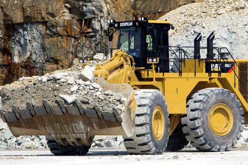 Caterpillar parts excavators loaders